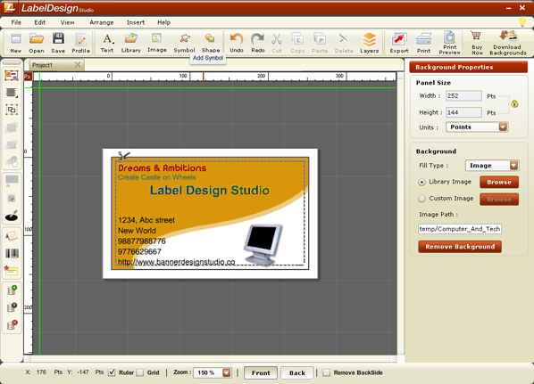 Label Making Software